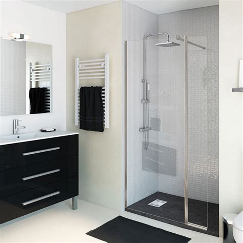 Paneles de ducha para espacios abiertos   Leroy Merlin