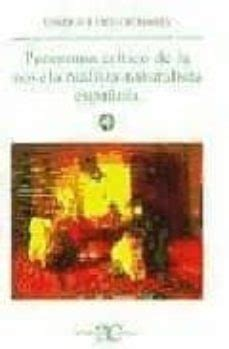 PANORAMA CRITICO DE LA NOVELA REALISTA NATURALISTA ...