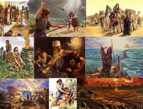Panorama del Antiguo Testamento   Mundo Bíblico: El ...