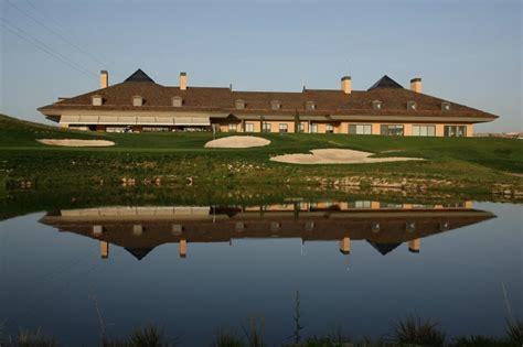 Panoramio   Photo of Real Federación Española de Golf