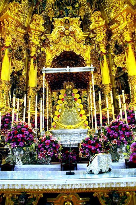 Panoramio   Photo of Virgen del Rocio, El Rocio, Huelva ...