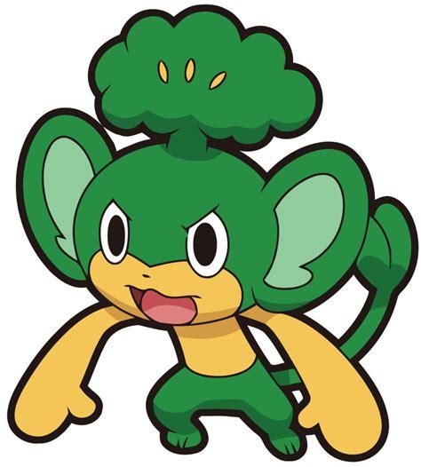 Pansage   Pokémon Wiki   FANDOM powered by Wikia