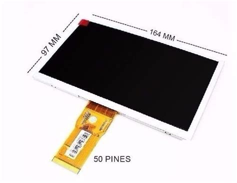 Pantalla Lcd Tablets 7 Pulgadas De 50 Pines 1024x600   Bs ...