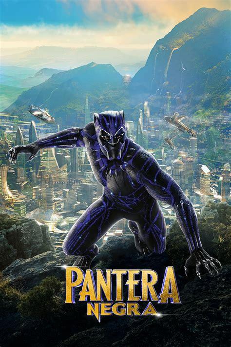 Pantera Negra  2018    Posters — The Movie Database  TMDb
