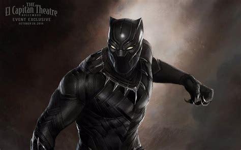 Pantera Negra, la película más esperada de la Fase 3 de Marvel