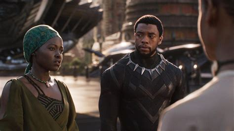 Pantera Negra: la película más taquillera en EE.UU. de ...