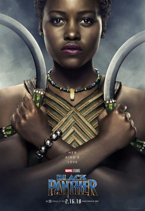 Pantera Negra: revelan afiches de la nueva película de ...