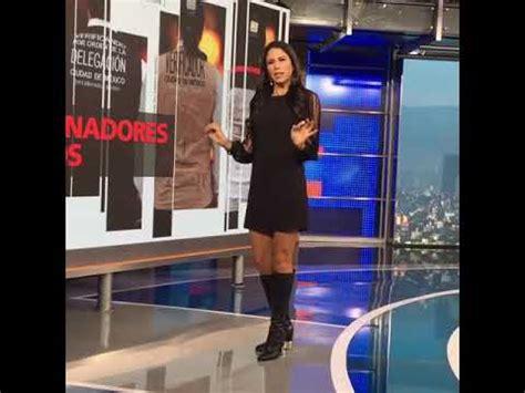 Paola Rojas 22 de enero 2018   YouTube