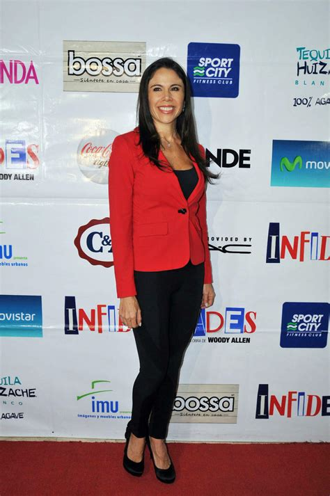 Paola Rojas, a la expectativa de cambios en Noticieros ...