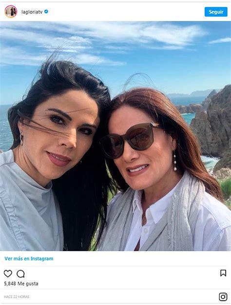 Paola Rojas cobijada por el cariño de sus amigas   Foto 4