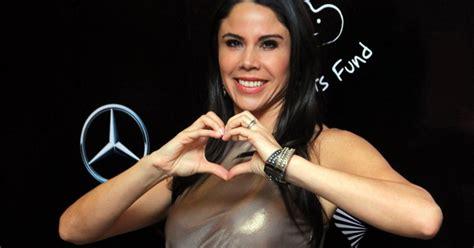 Paola Rojas confiesa la  aventura  que tuvo con  El Canelo ...