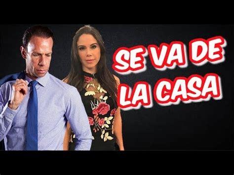 Paola Rojas confirma divorcio con Zague ¡ya no lo aguanta ...
