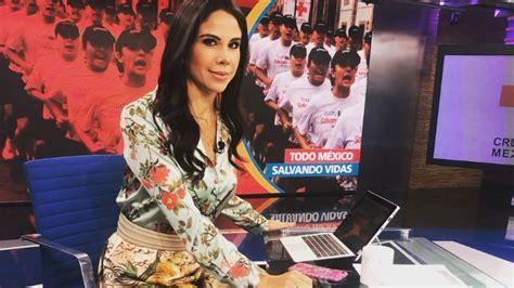 Paola Rojas conquista el foro de Televisa con coqueto ...