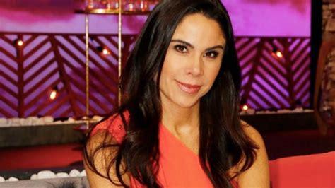 Paola Rojas deja el noticiero tras convivir con Odalys Ramírez