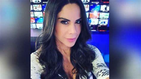 Paola Rojas derrocha belleza desde Televisa al lucir ...