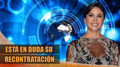 Paola Rojas en el Limbo Tras Cambios en Noticieros ...