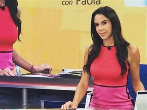 Paola Rojas: Estoy  libre  en el mercado