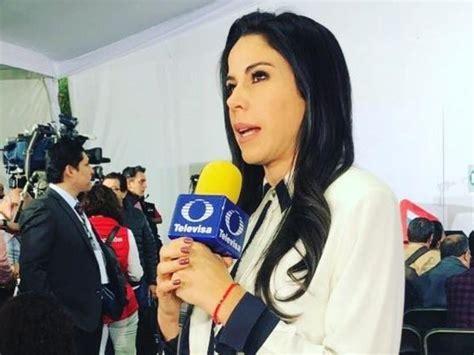Paola Rojas interrumpe su noticiero ante alerta sísmica ...