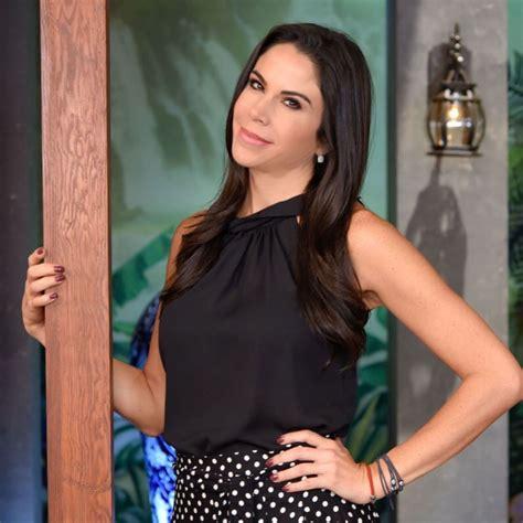 Paola Rojas reacciona a la muerte de su ex suegro