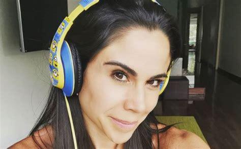 Paola Rojas regresa a la televisión tras cuarentena