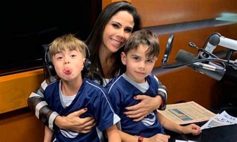 Paola Rojas revela que a sus hijos también les gusta el ...