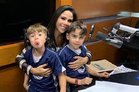 Paola Rojas revela que sus hijos sueñan ser como Zague | e ...