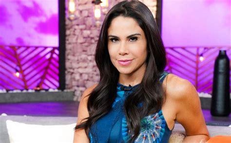 Paola Rojas se ausenta de noticiero tras dar positivo a ...