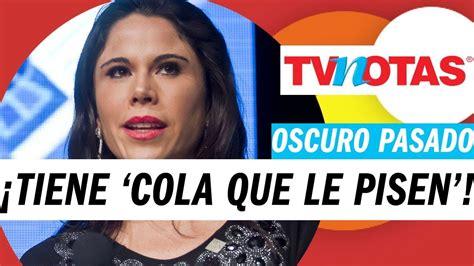 Paola Rojas también tiene  cola que le pisen , sale a la ...