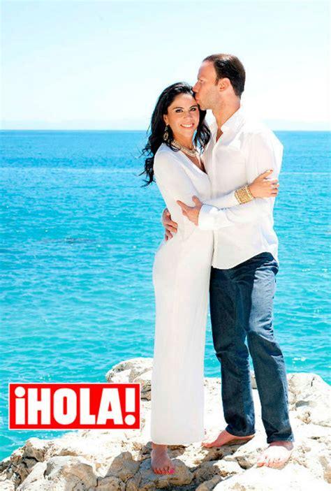 Paola Rojas y Luis Roberto Alves, amor y trabajo, la ...