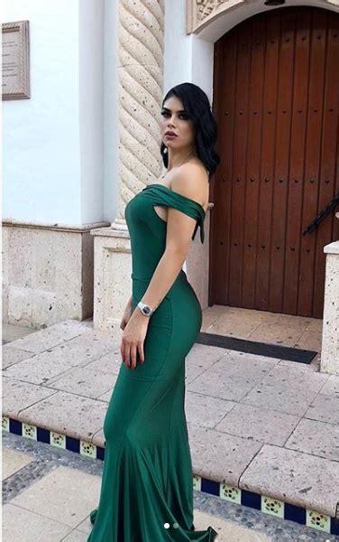 Paola Salcedo, hermana de Carlos Salcedo y novia de ...