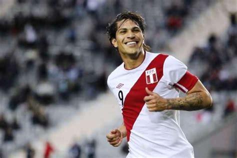 Paolo Guerrero es nuevamente la carta de gol de Perú en la ...