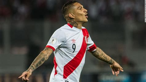 Paolo Guerrero granted leave to play World Cup for Peru   CNN