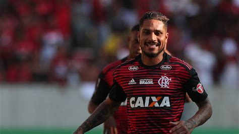 Paolo Guerrero regresa a las canchas con Flamengo   AS Perú