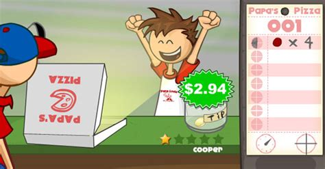 Papa s Pizzeria   Play it now at Coolmath Games.com