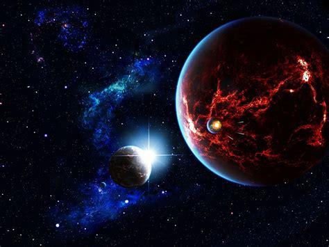 Papéis de Parede Espaço, estrelas, universo, planeta ...