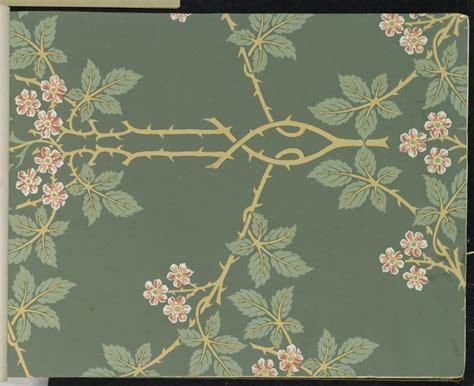papel pintado de William Morris   blackberry , patrón ...