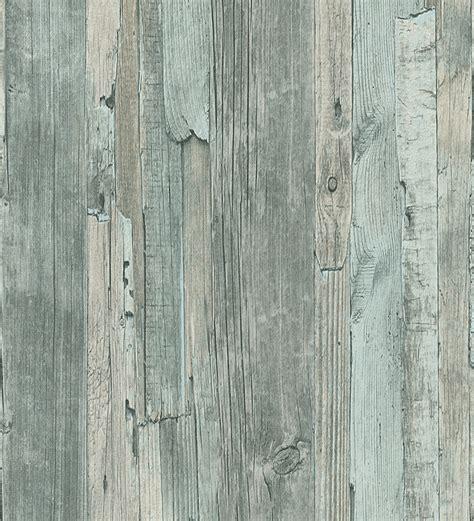 Papel pintado madera decapada vinílico estilo rústico ...