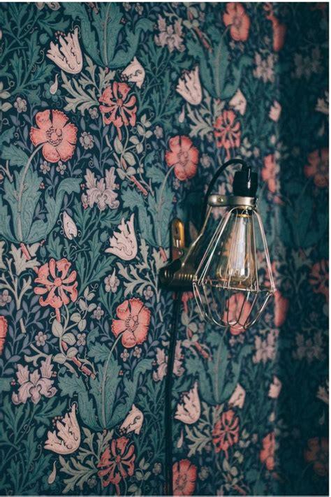 Papeles pintados de William Morris ️ . . . # ...