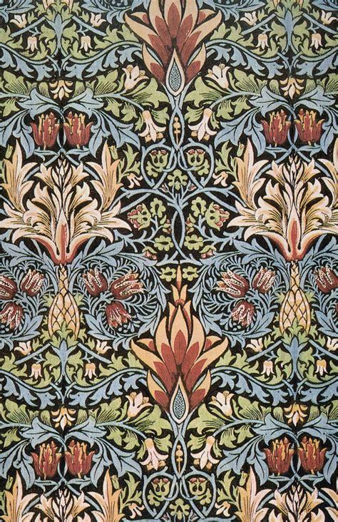 Papeles pintados – William Morris | Les dessous de mis MAS