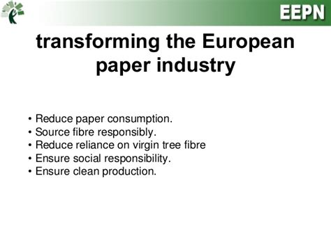 Paper industry and deforestation in Indonesia