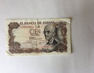 Paper Money: World   Europe   Spain   Price and Value Guide