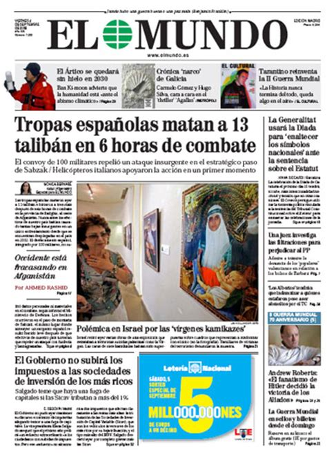 Paper will print Holocaust denial interview | Spanish News