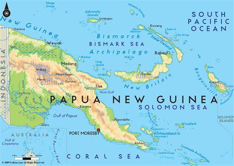 Papua New Guinea   Beanetics