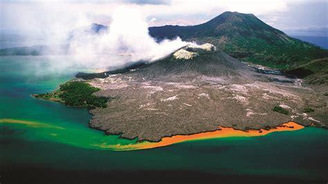 Papúa Nueva Guinea: geografía física   La guía de Geografía