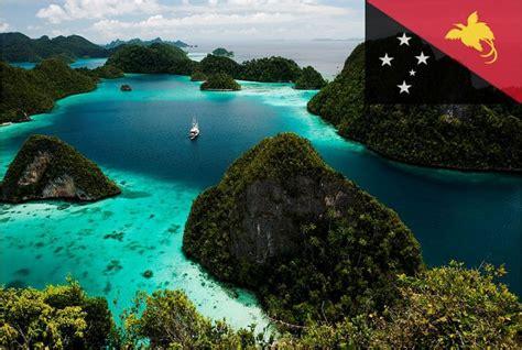 Papua Nueva Guinea: historia, ubicación, clima, bandera ...