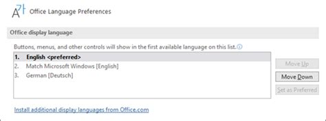 Paquete de accesorios de idioma para Office   Soporte de ...
