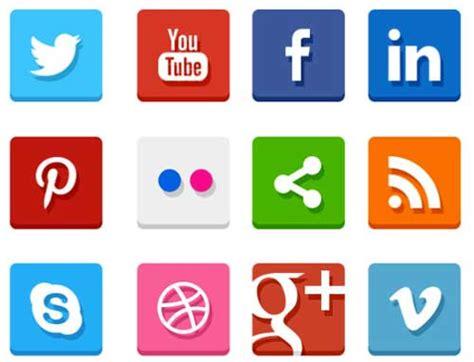 Paquetes gratuitos de iconos de redes sociales para tus ...