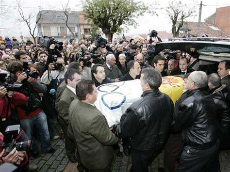 Paquito Fernández Ochoa descansa en paz en Cercedilla