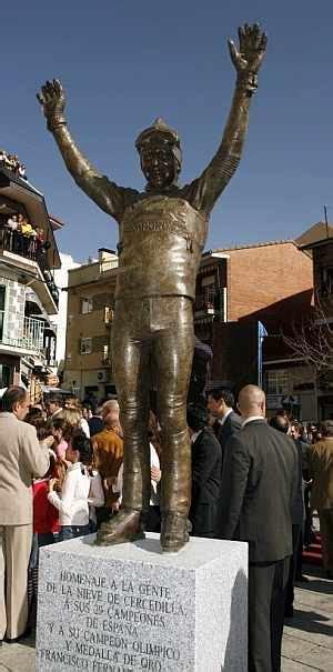 Paquito Fernández Ochoa, inmortalizado | elmundo.es