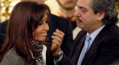 Para Alberto Fernández,  que Cristina no compita es como ...